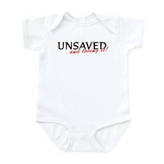 Unsaved & Loving It! Infant Creeper