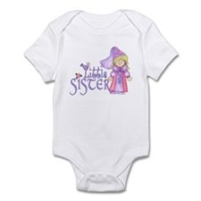 Princess Little Sister Infant Bodysuit