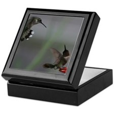 Keepsake Box hummingbird RubyThroat