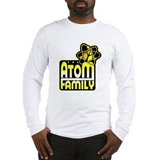 Atom Family Long Sleeve T-Shirt