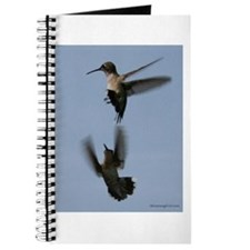 Journal Hummingbird RubyThroat