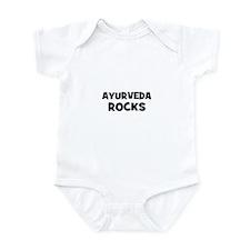 Ayurveda Rocks Infant Bodysuit