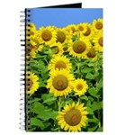 Sunflower Cluster Journal