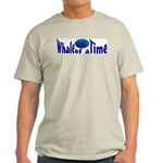 Whale of a Time Ash Grey T-Shirt