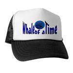 Whale of a Time Trucker Hat