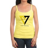 V for Voluntary Ladies Top