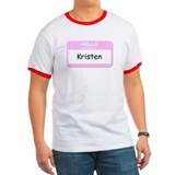 My Name is Kristen T