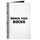 Bikram Yoga Rocks Journal
