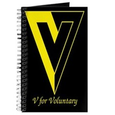 V for Voluntary Journal