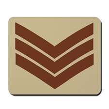 British Sergeant<BR> Mousepad 3