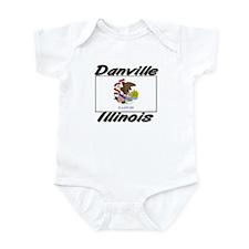 Danville Illinois Infant Bodysuit