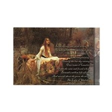Cute Waterhouse Rectangle Magnet