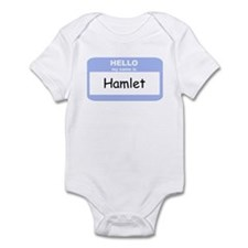 My Name is Hamlet Infant Bodysuit