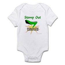 TOURETTE SYNDROME AWARENESS Infant Bodysuit