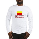 Moravian - Happily Married Long Sleeve T-Shirt