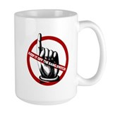 """Keep It Off The Bang Switch"" Coffee Mug"