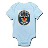 USS Richmond K. Turner (CG 20 Infant Bodysuit