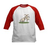 Goofy Billy Goat Tee