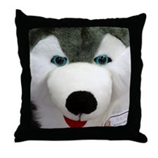 Mortifera Rana Throw Pillow