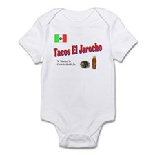 taco el Jarocho Infant Bodysuit