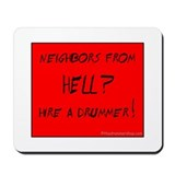 Neighbors from Hell? Mousepad