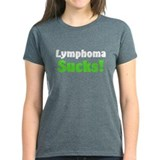 Lymphoma Sucks Tee