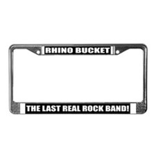 Rhino Bucket License Plate Frame
