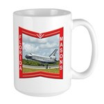 Florida Freemason Large Mug