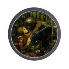 Funny William bell Wall Clock