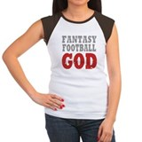 Fantasy Football God Tee