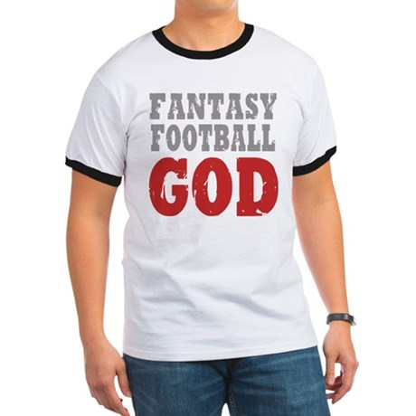 Fantasy Football God Ringer T