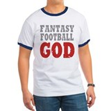 Fantasy Football God Tee-Shirt