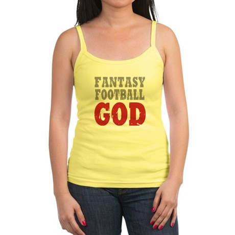 Fantasy Football God Jr. Spaghetti Tank