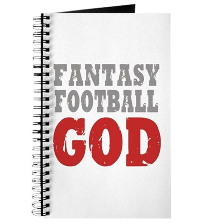 Fantasy Football God Journal