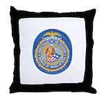 B.I.A. Police Throw Pillow