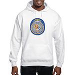 B.I.A. Police Hooded Sweatshirt