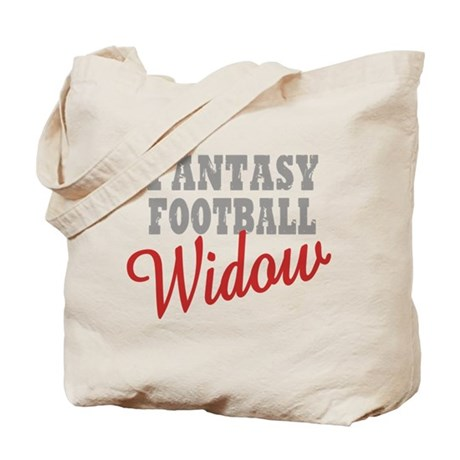 Fantasy Football Widow Tote Bag
