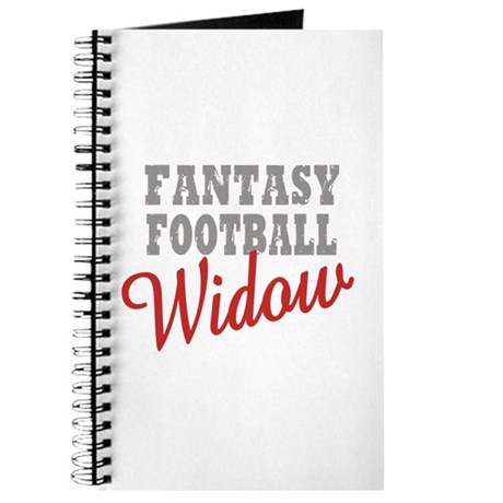 Fantasy Football Widow Journal