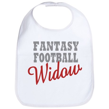 Fantasy Football Widow Bib