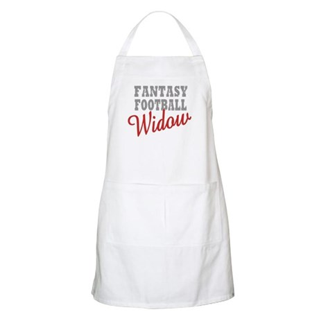 Fantasy Football Widow BBQ Apron