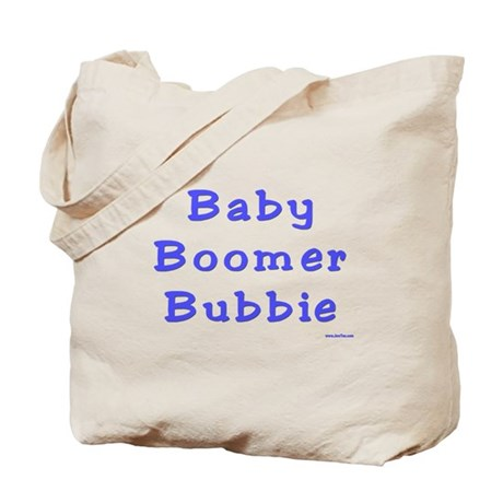 Bubbie the Baby Boomer Tote Bag