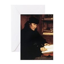 Erasmus Greeting Card
