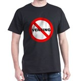 No Verbing T-Shirt