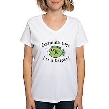Gramma Says I'm a Keeper Shirt