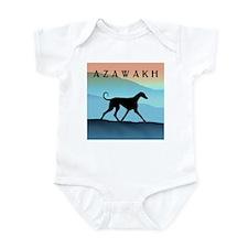 Blue Mountains Azawakh Infant Bodysuit