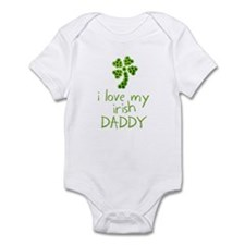 I Love My Irish Daddy Infant Bodysuit