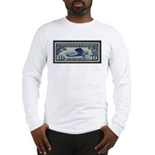 1927 Air Mail Long Sleeve T-Shirt