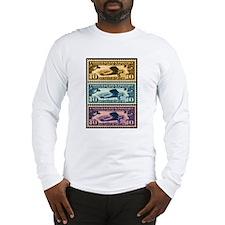 1927 Air Mail Long Sleeve T-Shirt