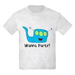 Wanna Party Animal Kids Light T-Shirt