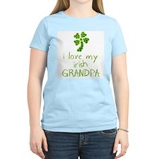 I Love my Irish Grandpa T-Shirt